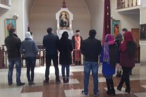 Сретение Господне Церковь Сурб Геворг город Апшеронск