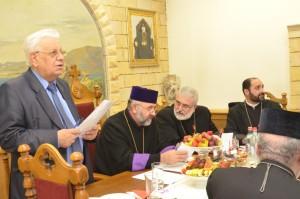 Հարավային Ռուսաստանի Հայոց Թեմի ներթեմական ժողով