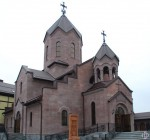 Церковь Святых Саака и Месропа