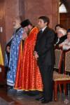 Открытие Церкви Святых Саака и Месропа