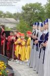 Освящение хачкара в Армавире