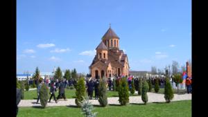 Св. Геворг г. Георгиевск