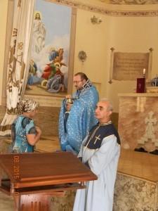 Шогакат – Видение Св. Эчмиадзина Св. Григорию Просветителю в Белореченске