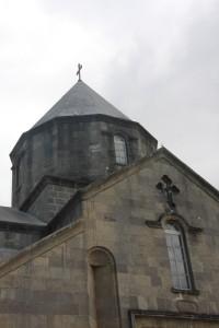 Паломничество к храму Святого мученика Григориса