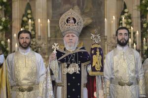 Послание Его Святейшества Гарегина Второго, Верховного Патриарха и Католикоса всех армян, по случаю праздника Святого Рождества и Богоявления