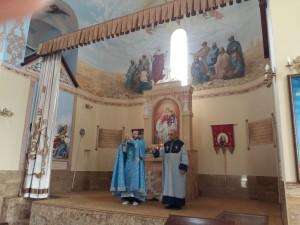 День памяти о страшных муках и ввержении в ров Св. Григория просветителя в г. Белореченске