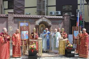 24 апреля в церкви Святых Саака и Месропа